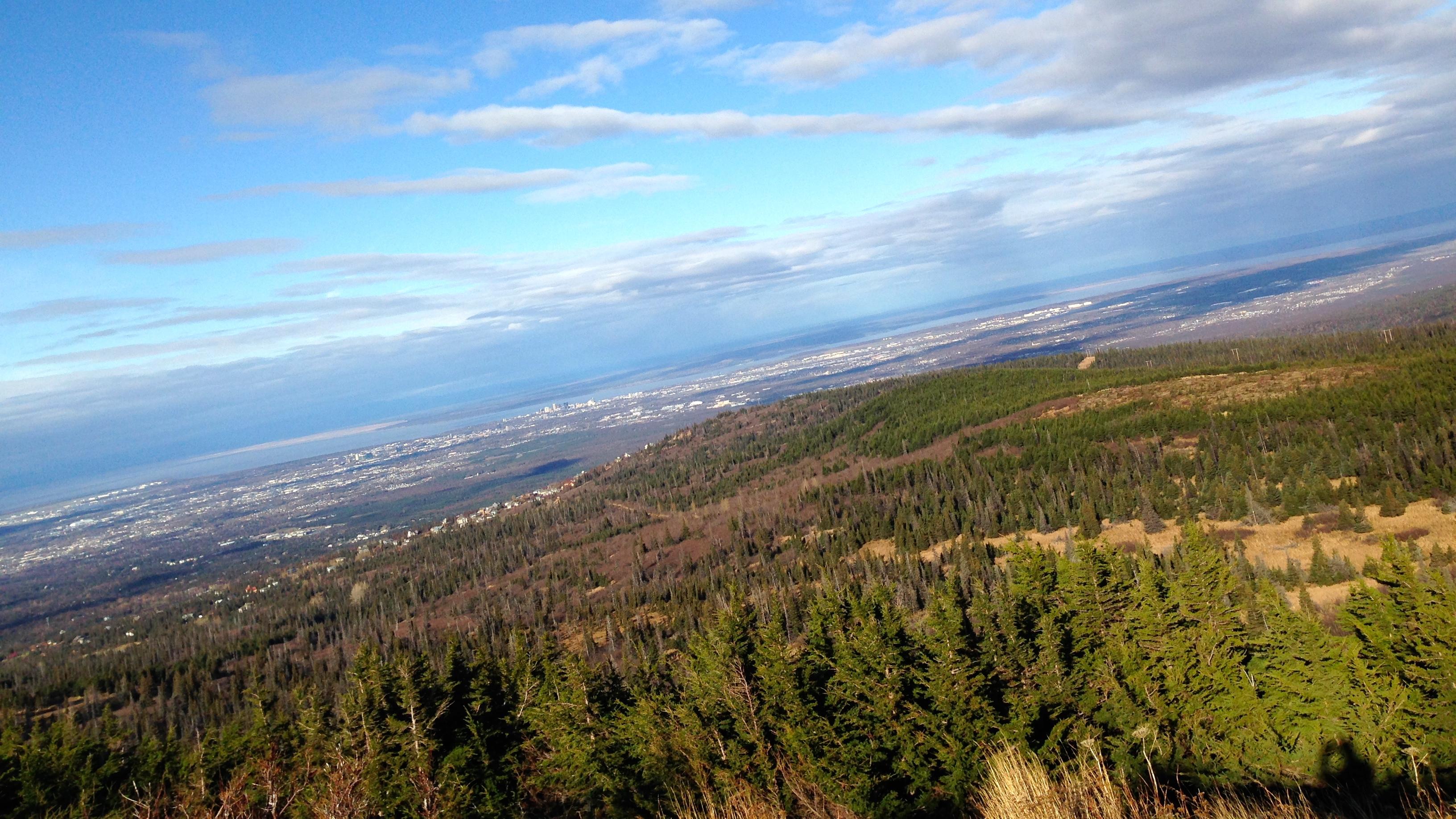 Flattop Mountain Anchorage