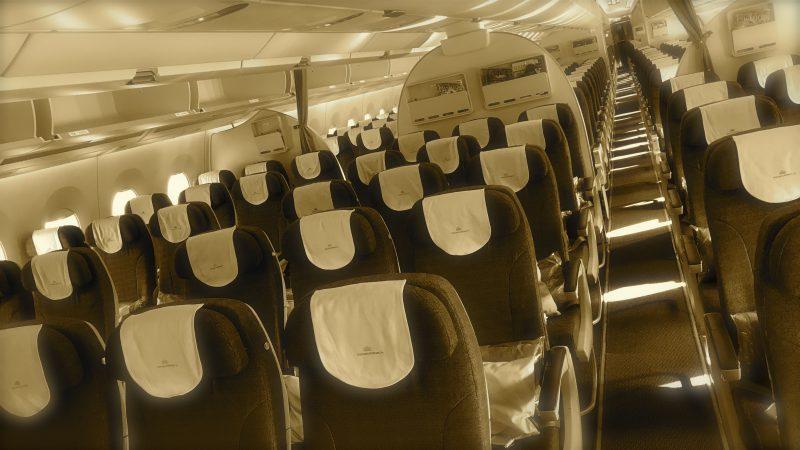 etiquette study Vietnam Airlines A350 coach seats