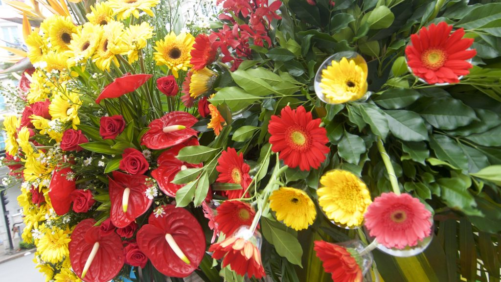 Mother's Day flower bouquet vietnam flowers